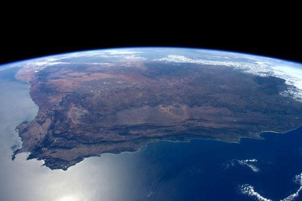 Dünyanın En Önemli 25 Yerinin Uzaydan Görünümü 10