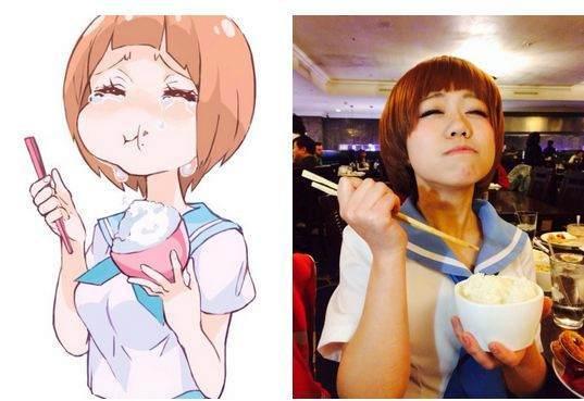 En Başarılı Anime Cosplay'leri 3