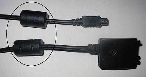 Kabloların Üzerindeki Silindir Şeklindeki Kısım Nedir ?
