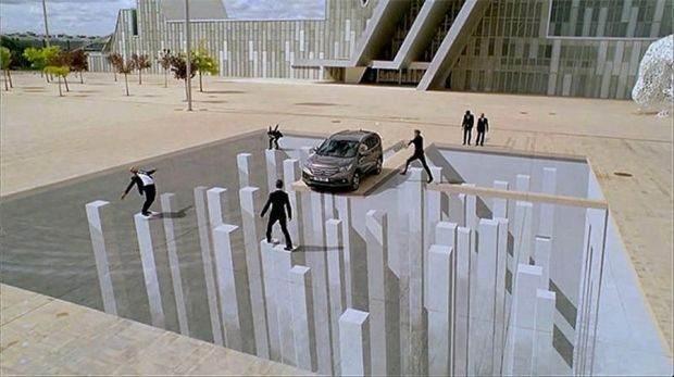 Muhteşem 3D Sokak Resimleri 19