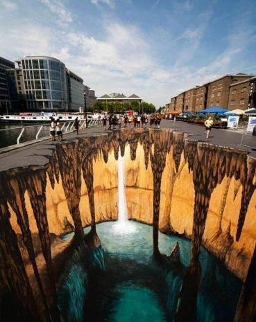 Muhteşem 3D Sokak Resimleri 21