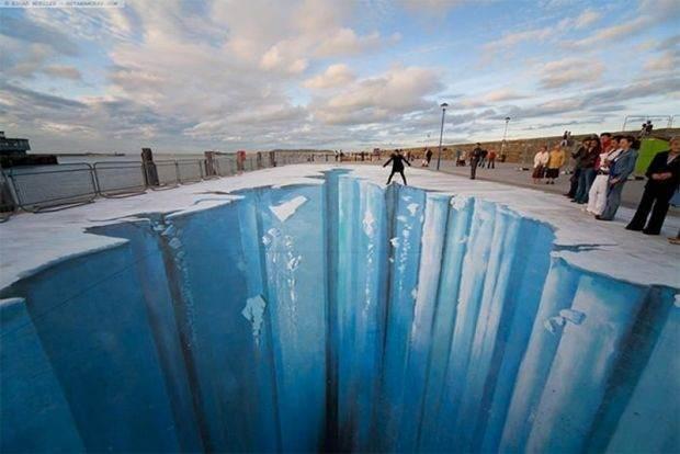 Muhteşem 3D Sokak Resimleri 6