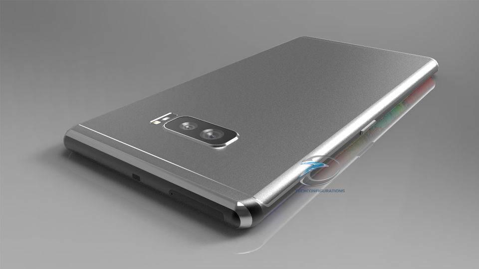 Samsung Galaxy S8'de Ne Gibi Özellikler Olacak ?