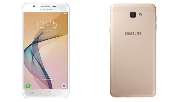 Samsung J7 Prime Ekran Görüntüsü Alma 1