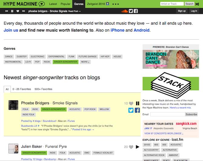 Tamamen Ücretsiz Sınırsız Yayın Özelliğine Sahip 5 Online Müzik Servisi