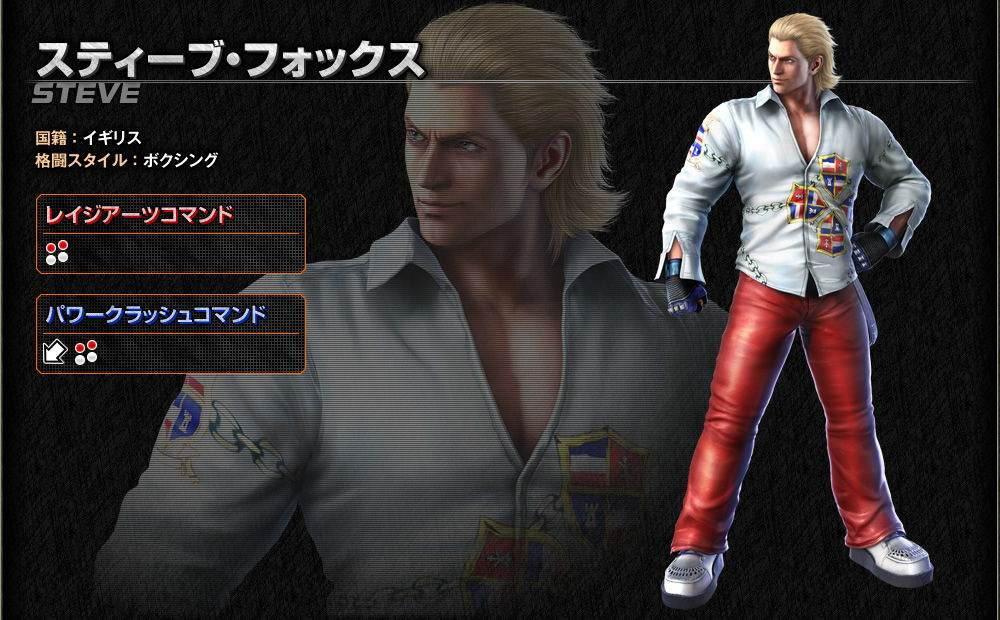 Tekken 7 Karakterleri 1
