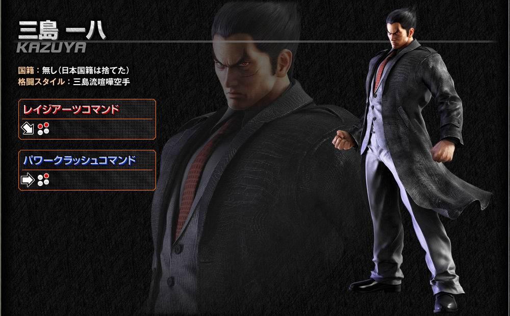 Tekken 7 Karakterleri 10