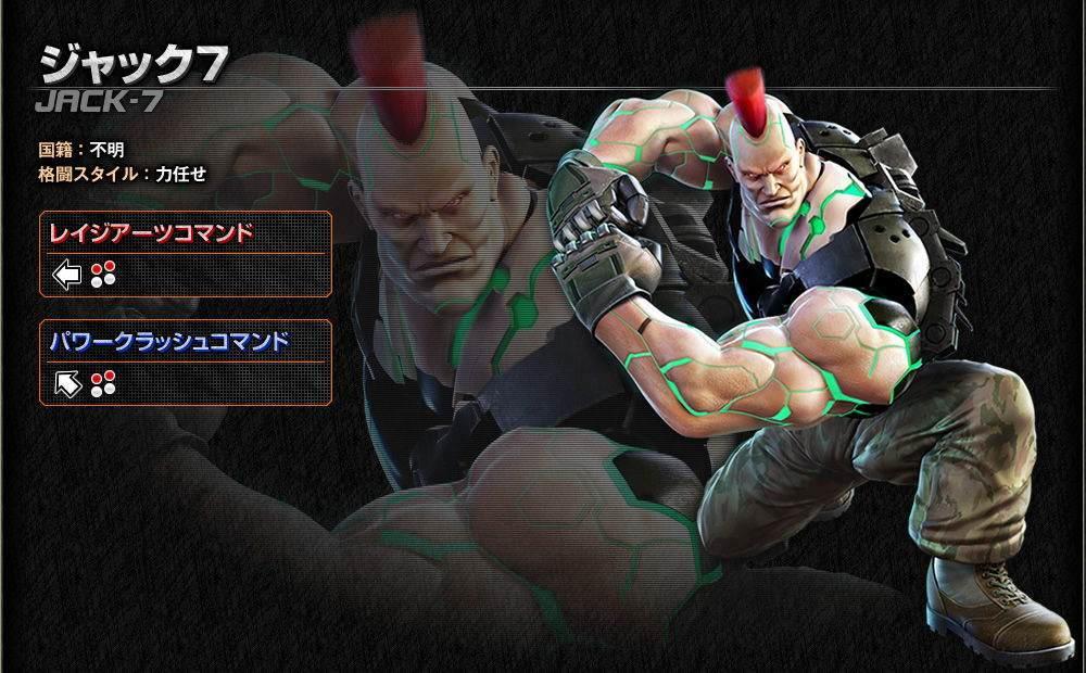 Tekken 7 Karakterleri 19