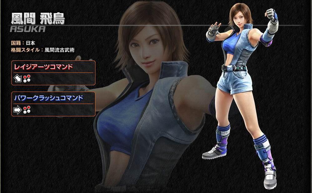 Tekken 7 Karakterleri 26