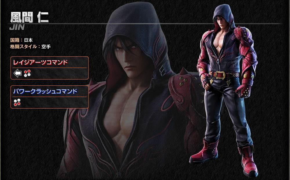 Tekken 7 Karakterleri 6