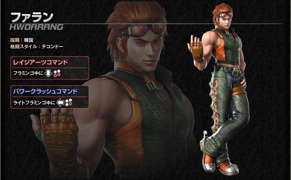 Tekken 7 Karakterleri 7