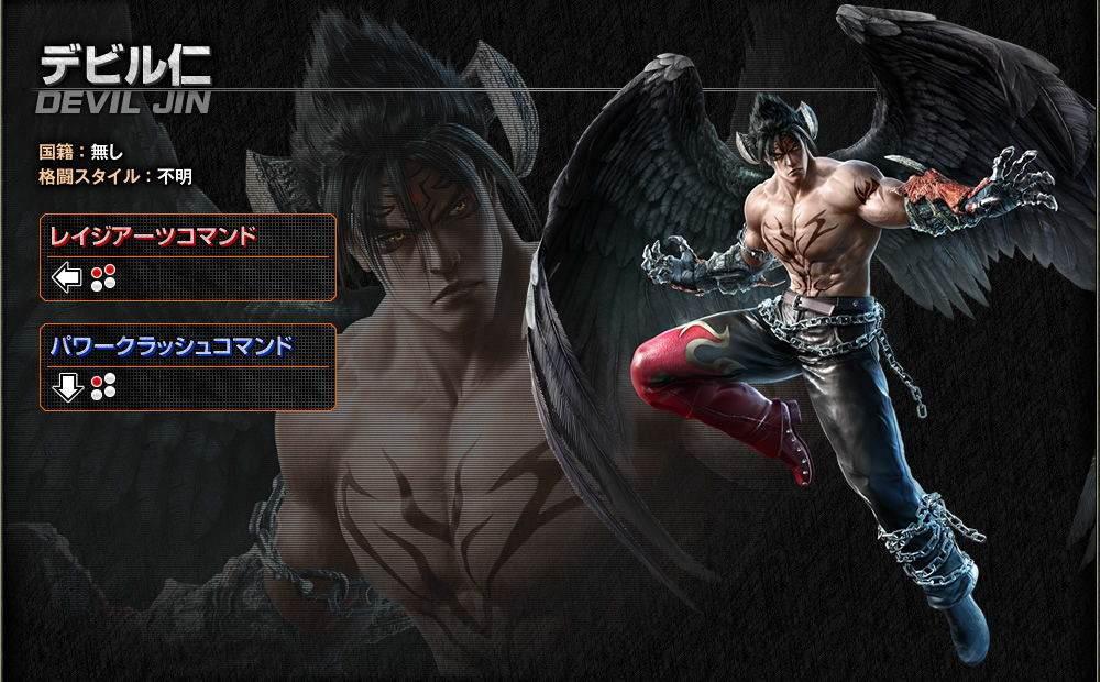 Tekken 7 Karakterleri 9