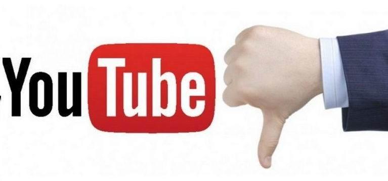 YouTube'da Beğenilmeyip En Çok Dislike Alan Videolar