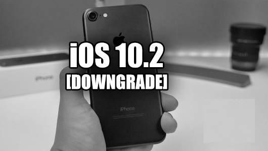 iOS 10.2 Downgrade Nasıl Yapılır ? 3