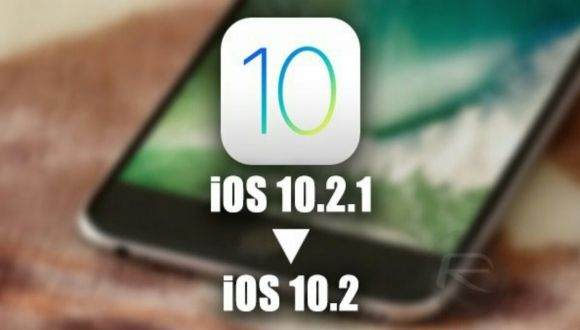 iOS 10.2.1'den iOS 10.2'ye Dönüş Nasıl Yapılır ? 1