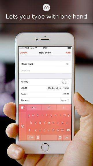iPhone En İyi Klavye Uygulamaları