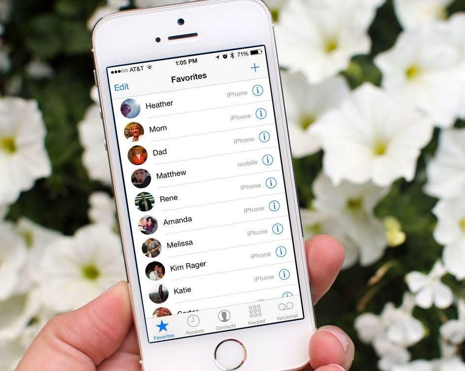 iPhone Rehberdeki Numaraları Toplu Olarak Silme Nasıl Yapılır ?