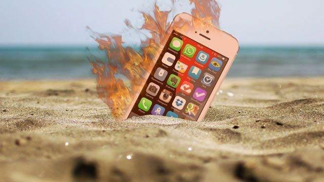 iPhone'un Aşırı Isınması Nasıl Önlenir ?