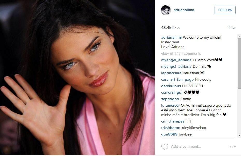Ünlülerin Hesaplarında Paylaştıkları ilk Instagram Fotoğrafları 2