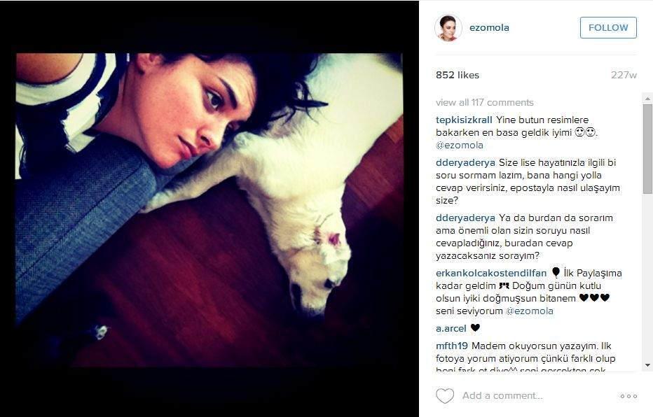 Ünlülerin Hesaplarında Paylaştıkları ilk Instagram Fotoğrafları 11