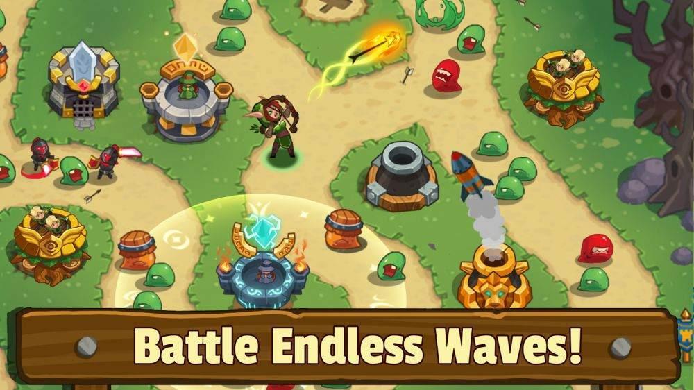 Android için En İyi 15 Savunma Oyunu 14