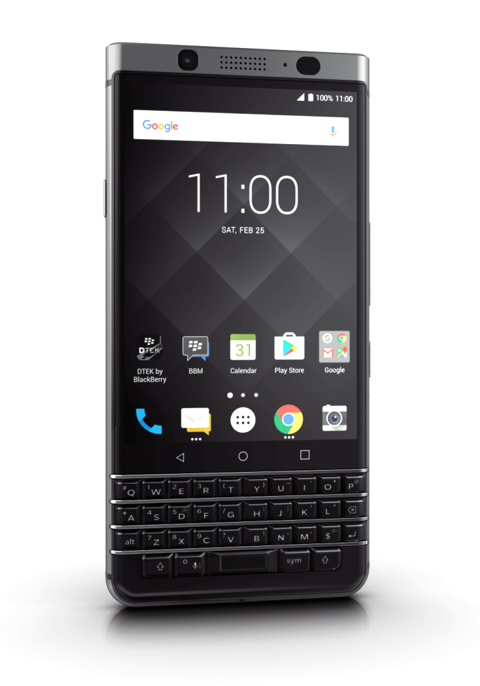 BlackBerry KeyOne Android Akıllı Telefon Özellikleri Nelerdir ? 6