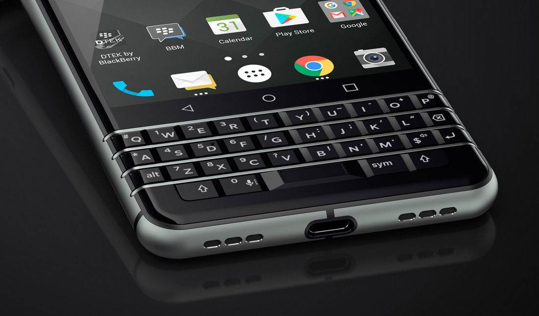 BlackBerry KeyOne Android Akıllı Telefon Özellikleri Nelerdir ? 10