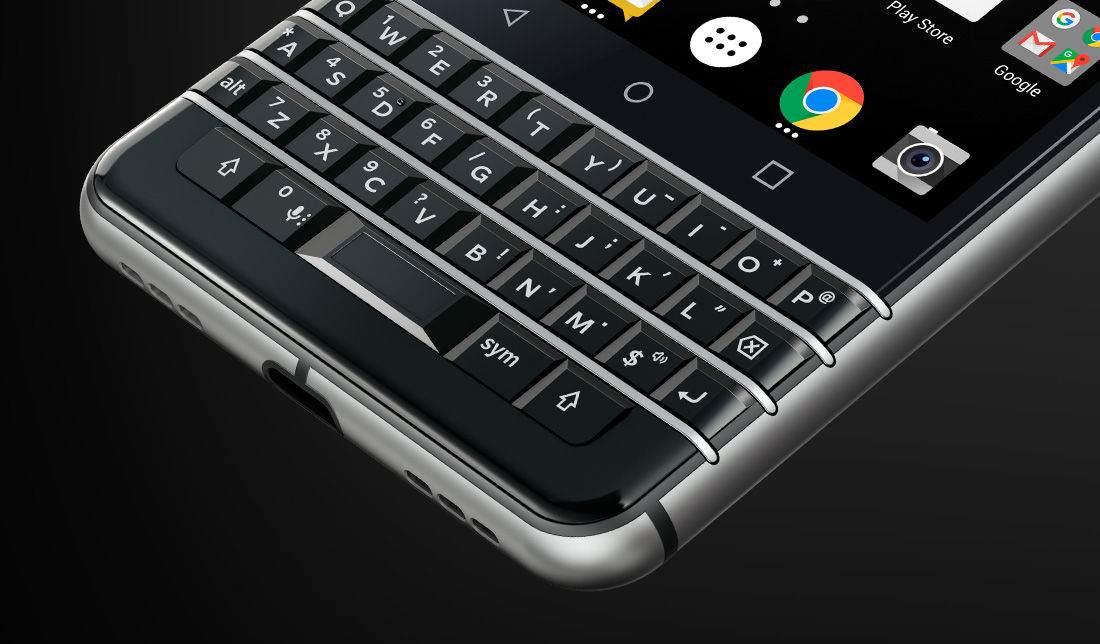 BlackBerry KeyOne Android Akıllı Telefon Özellikleri Nelerdir ? 12