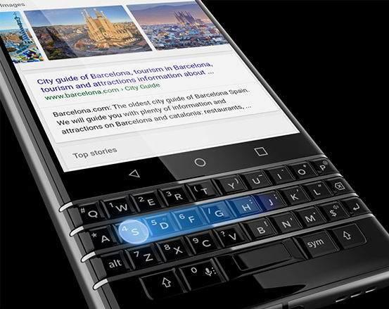 BlackBerry KeyOne Android Akıllı Telefon Özellikleri Nelerdir ? 3