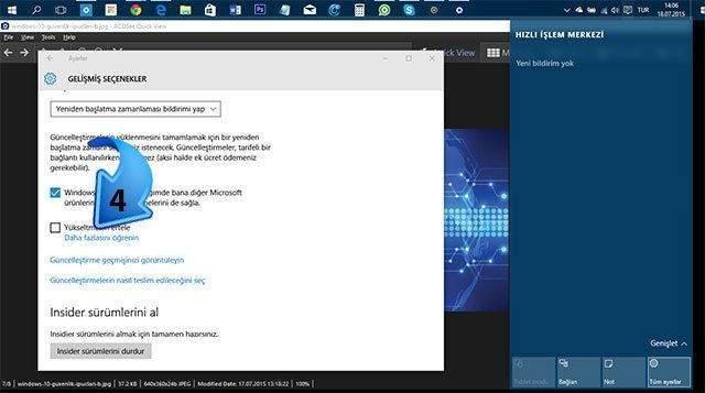 Windows 10 Zorunlu Güncellemelerinden Nasıl Kurtulursunuz ?