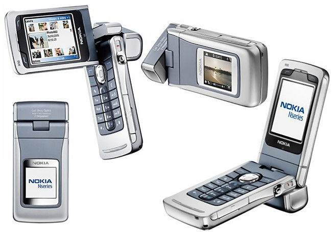 Dünden Bugüne Nokia'nın Efsane Telefonları 18