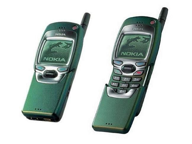 Dünden Bugüne Nokia'nın Efsane Telefonları 13
