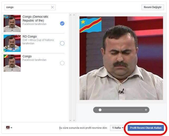 Facebook Profiline Bayrak Ekleme Nasıl Yapılır