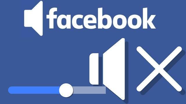 Facebook Seslerini Kapatma Nasıl Yapılır ?