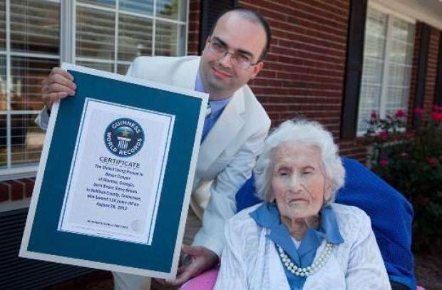 Guinness Rekorlar Kitabından Birbirinden İlginç Rekorlar 30