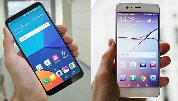 LG G6 ve Huawei P10 Karşılaştırması 3