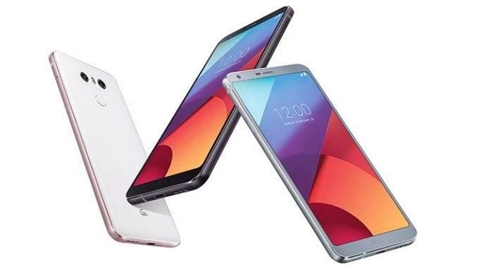 LG G6 ve LG G5 Karşılaştırması 2