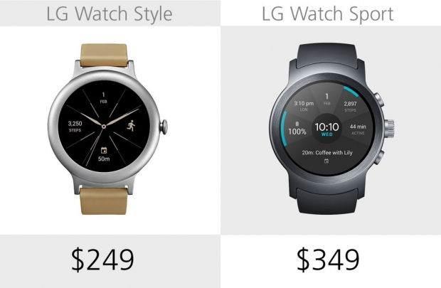 LG Watch Style ile LG Watch Sport Karşılaştırması 20