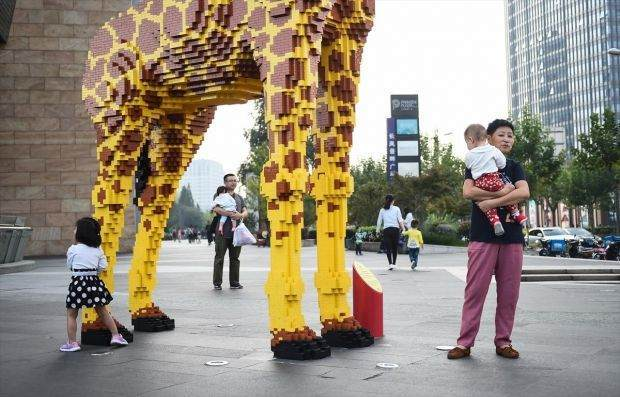 Legolarla Yapılmış Muhteşem Eserler 9