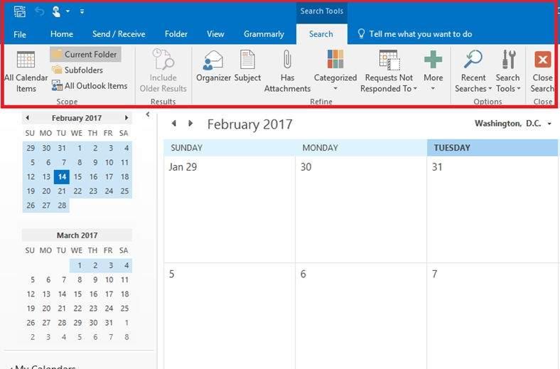 Microsoft Outlook Klavye Kısayollları