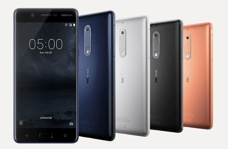 Nokia 6, Nokia 5, Nokia 3 Özellikleri 4