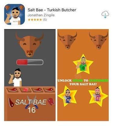 Nusret Mobil Oyunları