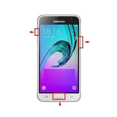 Samsung Galaxy J3 Format Atma Nasıl Yapılır ?
