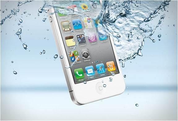 Suyla Temas Eden Telefon Nasıl Onarılır ?