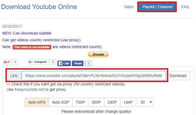 YouTube'dan Video İndirmek için gerekli En iyi 5 Video İndirici