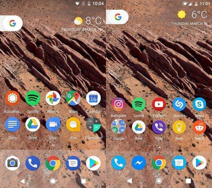 Androide Google Pixel Arayüzü Nasıl Yüklenir ? 4