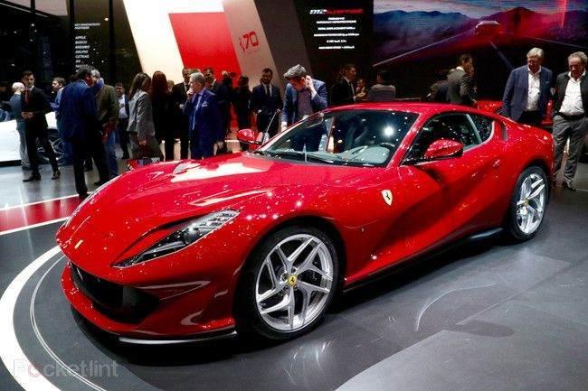 Cenevre Otomobil Fuarı 2017'nin En İyi Otomobilleri 2
