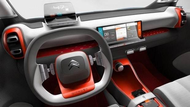 Citroen C-Aircross Concept Özellikleri 1