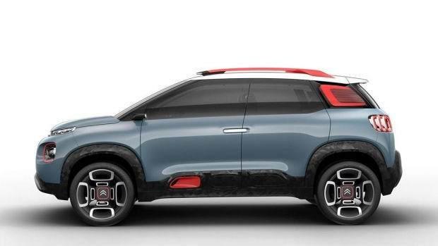 Citroen C-Aircross Concept Özellikleri 3