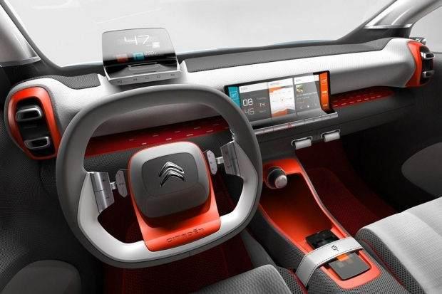 Citroen C-Aircross Concept Özellikleri 5
